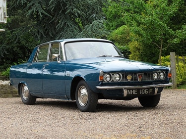 Picture of 1968 Rover 2000 TC For Sale by Auction