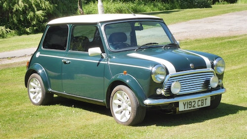 Picture of 2001 Rover Mini Cooper 22,707 miles Auto £10,000 - £12,000 For Sale by Auction