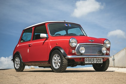 Picture of 1997 Rover Mini Cooper - 11000 miles 1 Lady Owner !! For Sale by Auction