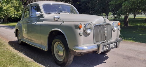 Picture of 1957 ROVER 60 P4 ~ USE & IMPROVE ~ BARN FIND ~ 2 OWNERS! For Sale