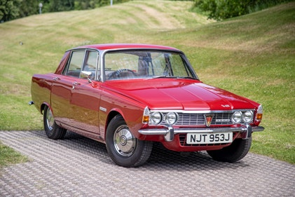 Picture of 1970 Rover 3500 V8 Series 1 P6 For Sale by Auction