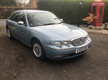 Picture of 1999 Rover 75 2.5V6 Connoisseur Auto Wedgwood blue For Sale