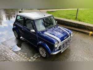 2000 SUPERCHARGED Mini Cooper Sport For Sale (picture 3 of 12)