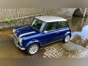 2000 SUPERCHARGED Mini Cooper Sport For Sale (picture 5 of 12)