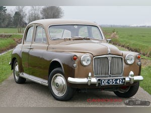 1960 Rover 100 P4 For Sale (picture 1 of 12)