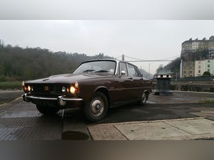 Rover P6 2000tc 1971 Tax & Mot Exempt For Sale (picture 1 of 12)