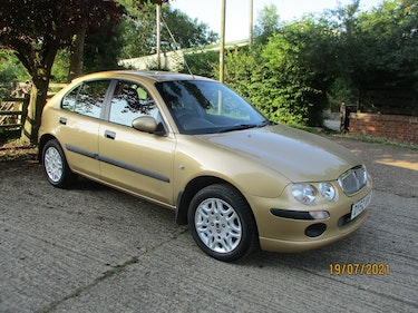 Picture of 2002 Super 5door low mileage Rover 25IXL For Sale