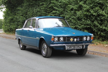 Picture of 1975 Rover 2200 SC - 13200 Miles For Sale