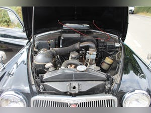 1962 Rover P4 80 With Overdrive Excellent Condition For Sale (picture 5 of 15)