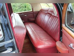 1962 Rover P4 80 With Overdrive Excellent Condition For Sale (picture 8 of 15)