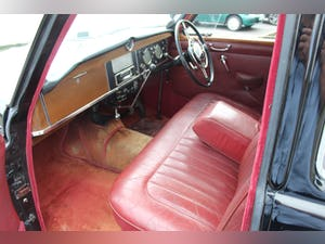 1962 Rover P4 80 With Overdrive Excellent Condition For Sale (picture 9 of 15)
