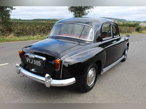 1962 Rover P4 80 With Overdrive Excellent Condition For Sale (picture 11 of 15)