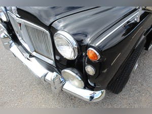 1962 Rover P4 80 With Overdrive Excellent Condition For Sale (picture 14 of 15)