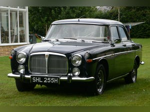 1969 Rover 3.5 Litre Saloon For Sale (picture 1 of 10)