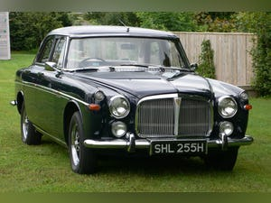 1969 Rover 3.5 Litre Saloon For Sale (picture 3 of 10)