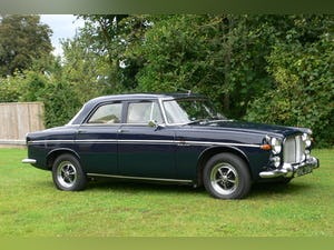 1969 Rover 3.5 Litre Saloon For Sale (picture 4 of 10)