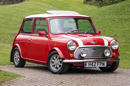 Picture of 1990 Rover Mini Cooper RSP For Sale by Auction