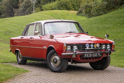 Picture of 1973 Rover P6B 3500 V8 For Sale by Auction