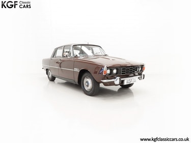 Picture of 1974 A Beautifully Elegant Rover P6 2200TC with Just 42,269 Miles For Sale