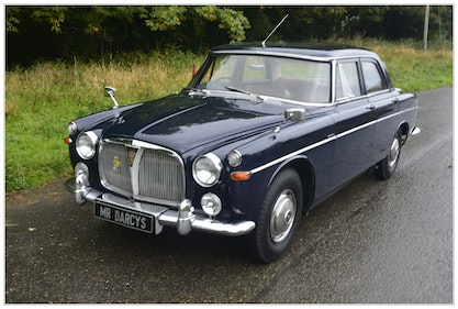 Picture of 1967 Rover P5 3 litre Mk3 For Sale