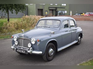 1964 ROVER  P4 95 - RESTORED AND IN SUPERB CONDITION! For Sale (picture 1 of 12)
