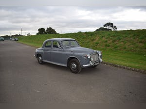 1964 ROVER  P4 95 - RESTORED AND IN SUPERB CONDITION! For Sale (picture 2 of 12)