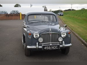 1964 ROVER  P4 95 - RESTORED AND IN SUPERB CONDITION! For Sale (picture 3 of 12)