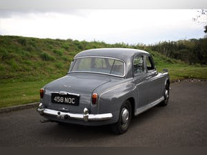1964 ROVER  P4 95 - RESTORED AND IN SUPERB CONDITION! For Sale (picture 4 of 12)