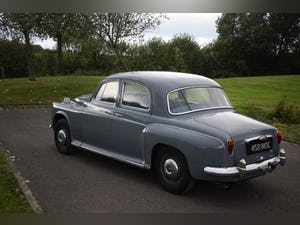 1964 ROVER  P4 95 - RESTORED AND IN SUPERB CONDITION! For Sale (picture 5 of 12)