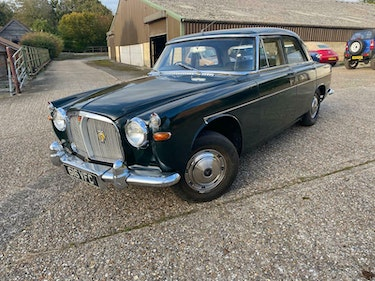 Picture of Lovely 1964 Rover P5 3 Litre Manual Saloon For Sale