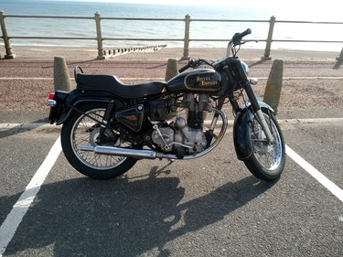 Picture of 2001 Royal Enfield 350 Bullet For Sale