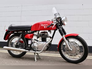 1965 Royal Enfield Continental GT 250cc - Excellent Original For Sale (picture 1 of 20)