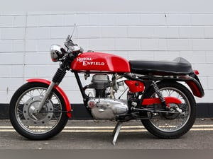 1965 Royal Enfield Continental GT 250cc - Excellent Original For Sale (picture 4 of 20)