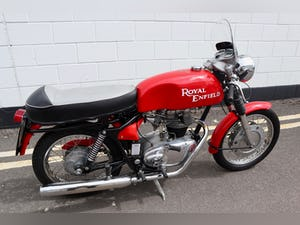 1965 Royal Enfield Continental GT 250cc - Excellent Original For Sale (picture 5 of 20)