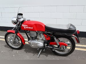 1965 Royal Enfield Continental GT 250cc - Excellent Original For Sale (picture 6 of 20)