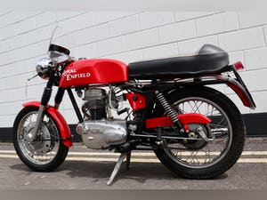 1965 Royal Enfield Continental GT 250cc - Excellent Original For Sale (picture 8 of 20)
