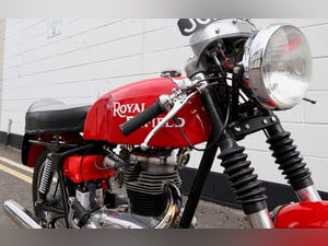 1965 Royal Enfield Continental GT 250cc - Excellent Original For Sale (picture 9 of 20)
