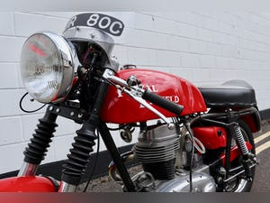 1965 Royal Enfield Continental GT 250cc - Excellent Original For Sale (picture 10 of 20)