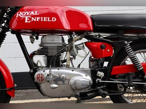 1965 Royal Enfield Continental GT 250cc - Excellent Original For Sale (picture 12 of 20)
