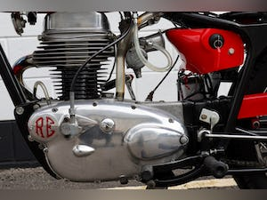 1965 Royal Enfield Continental GT 250cc - Excellent Original For Sale (picture 14 of 20)