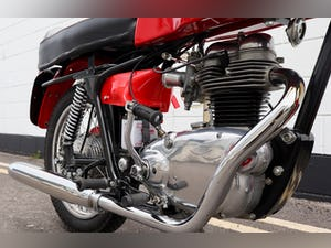 1965 Royal Enfield Continental GT 250cc - Excellent Original For Sale (picture 15 of 20)