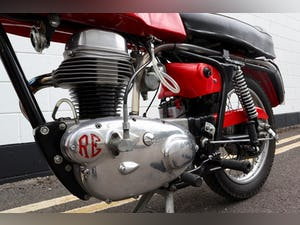 1965 Royal Enfield Continental GT 250cc - Excellent Original For Sale (picture 16 of 20)