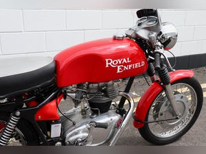 1965 Royal Enfield Continental GT 250cc - Excellent Original For Sale (picture 17 of 20)