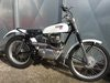 ROYAL ENFIELD TRIALS VERY RARE ACE BIKE £3950 OFFERS PX
