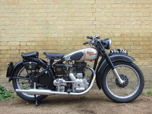 Picture of 1949 Royal Enfield Model G 350cc SOLD