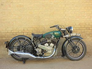 Picture of 1940 Royal Enfield Model K 1140cc SOLD