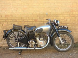 Picture of 1950 Royal Enfield Model G 350cc SOLD