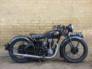 Picture of 1958 1938 Rudge Rapid 250cc SOLD
