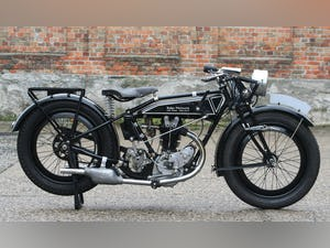 Rudge Special 1927 500cc OHV 4 Valve For Sale (picture 1 of 6)