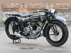 Rudge Special 1927 500cc OHV 4 Valve For Sale (picture 3 of 6)